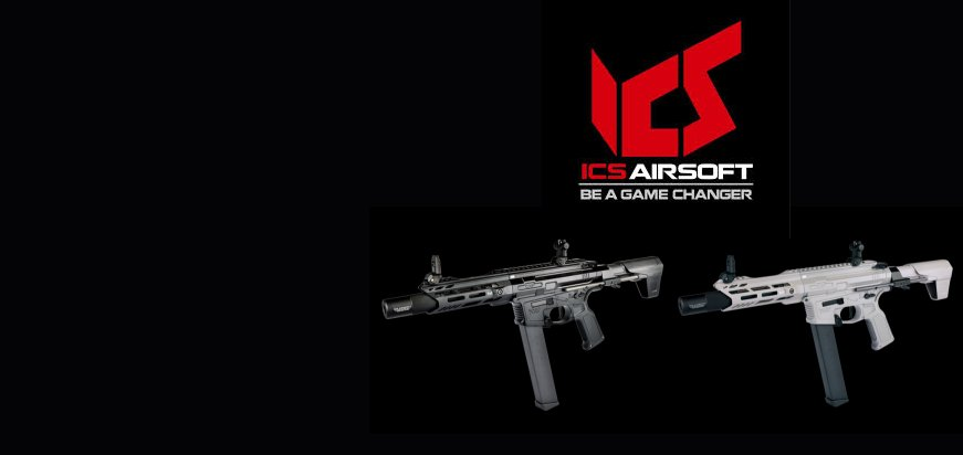 ICS Airsoft, the best on the market!